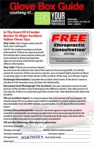 Personal Injury Marketing PI glove box guide