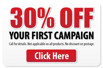 30% Off Your First Campaign