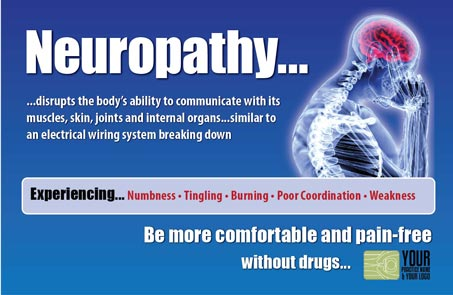 Generic_Neuropathy-chiropractic-postcard-marketing-cheap-pain-free