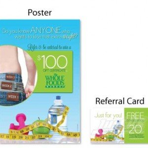 Weight Loss Referral Booster