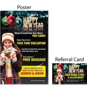New Year Referral Booster