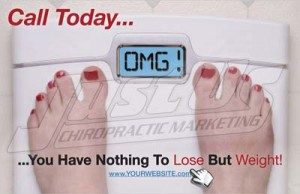 weight-loss-scale-chiropractic-marketing-campaign
