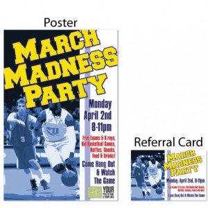 March Madness Referral Booster