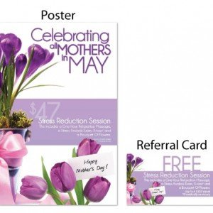 Mothers Day Referral Booster