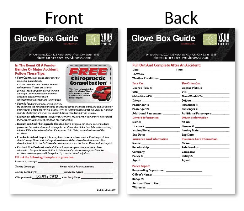Glove Box Guide